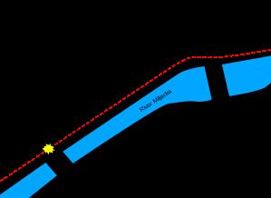 Kart over ruten
